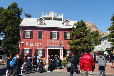 Restaurant in Cape Cod Fishing Village American Waterfront