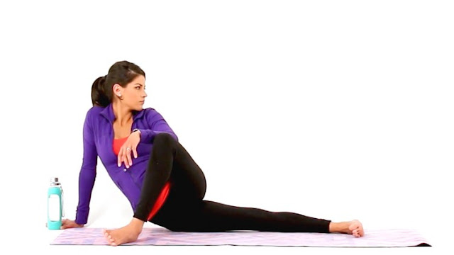 Deep Stretch Yoga for Flexibility & Sore Muscles