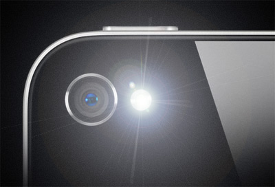 iphone 5 flashlight smartphones how to iphone as a flashlight 10988