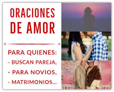 Oraciones de Amor para Enamorar