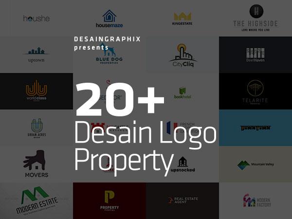 20 Contoh Logo Usaha Investasi Properti Yang Kreatif Desain Graphix