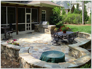 Cleaning Painted Concrete Patio