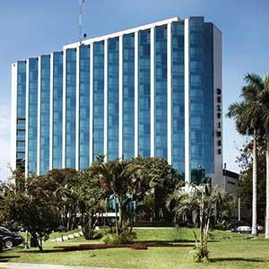 Hotel Los Delfines sede ALIM