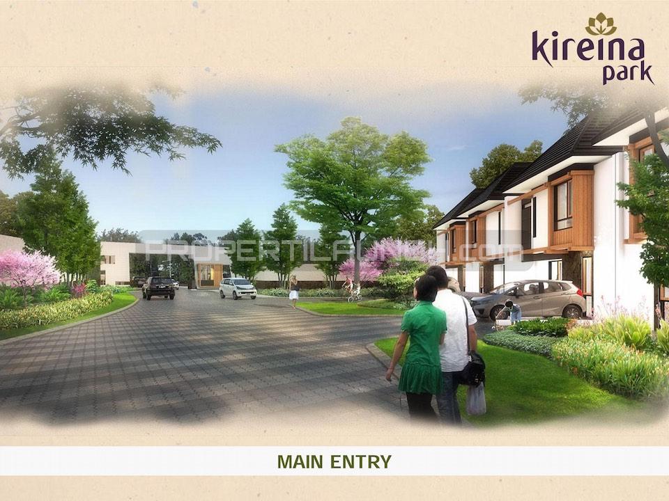 Kireina Park BSD Environment