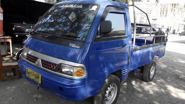 Sejarah Perjalanan Suzuki Carry Colt T120ss di Indonesia