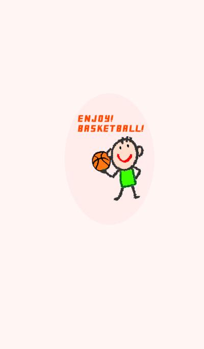 English scribbling(Basketball version)