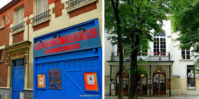 Teatros de Montmartre, Paris: o Theatre de L'Academie é o mais antigo do bairro