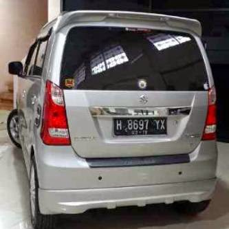 Perbedaan Grand New Avanza Dan Xenia Toyota Yaris Trd White Bodykit Suzuki Wagon R | Solo Abs Plastic