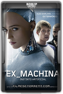 Ex Machina Torrent Dual Áudio