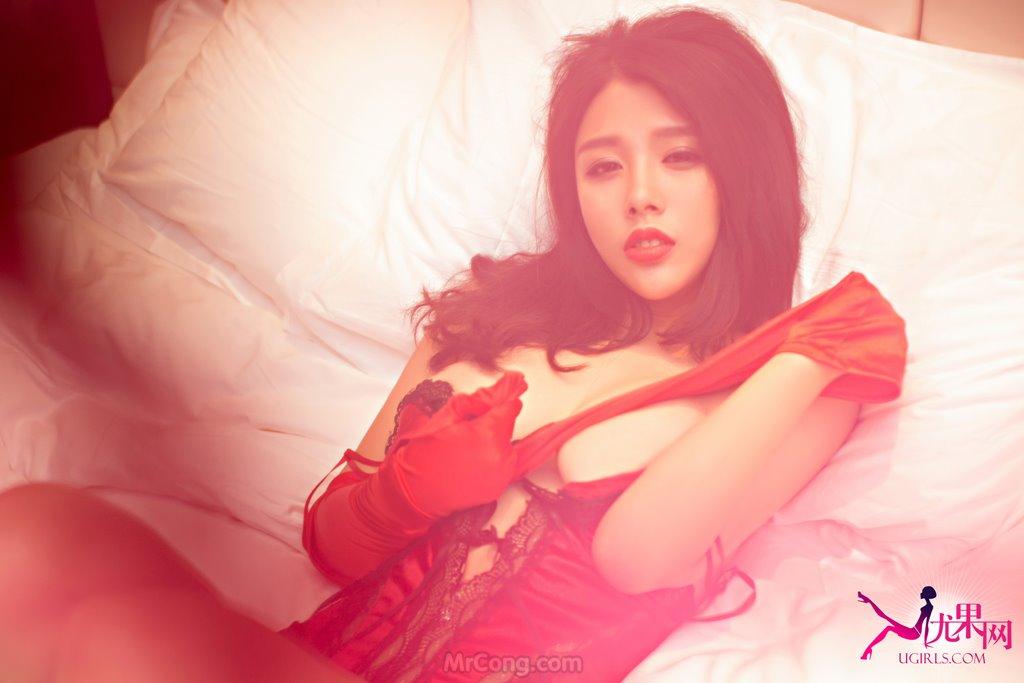 Ngất ngây với vòng một căng tròn của người đẹp Zhang Xu