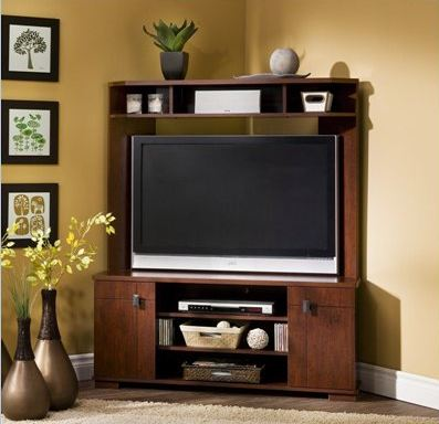 Making Ends Meet: A TV Stand For Your Bedroom?