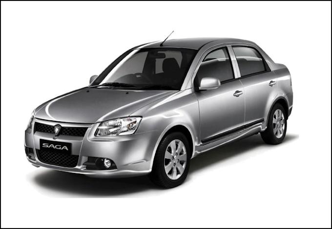 Proton Saga 1.3 (A) or Similar