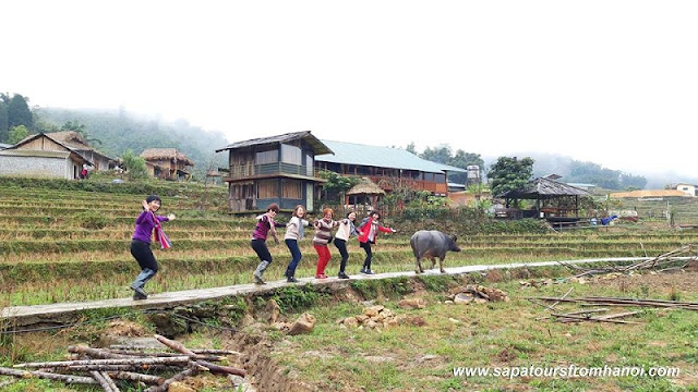 Overnight At Homestay In Sapa from Hanoi 3