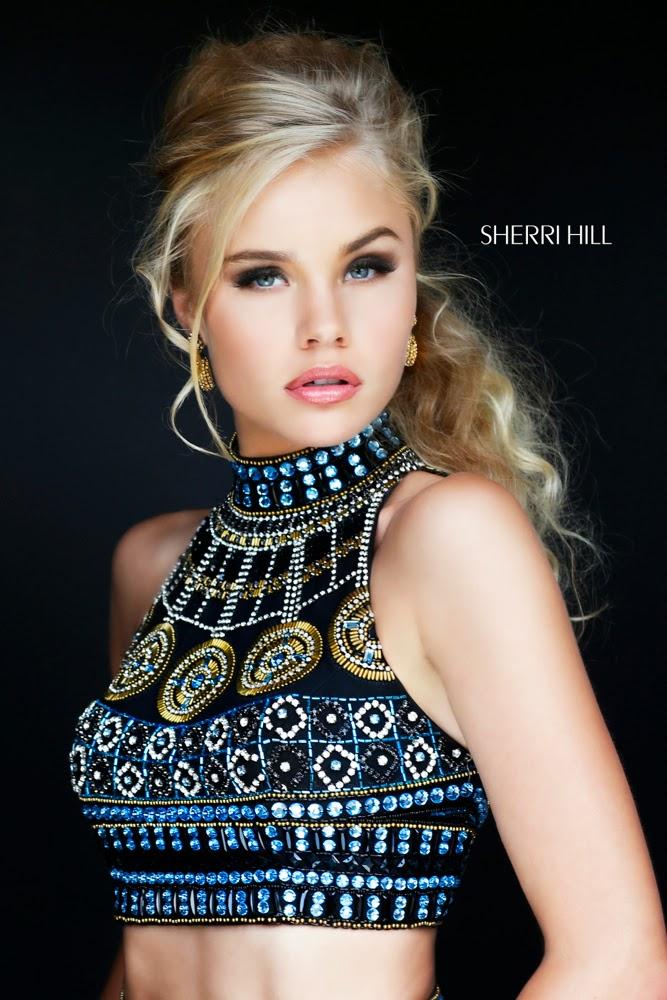 01b979521 Increíbles Vestidos de Baile Sherri Hill colección 2014