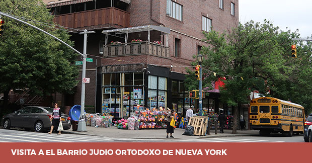 barrio judio de nueva york