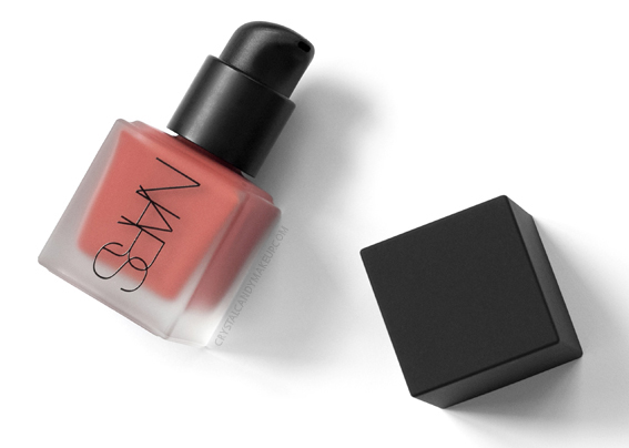 NARS Spring 2018 Collection Review Liquid Blush Hot Tin Roof