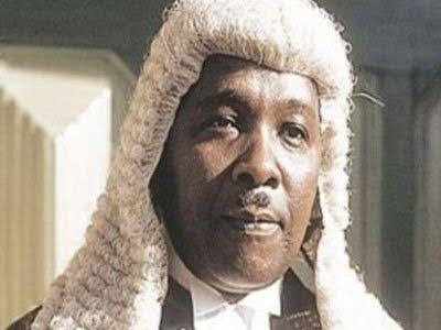 AGF accuses Justice Adeniyi Ademola of receiving N8m car gift through his son