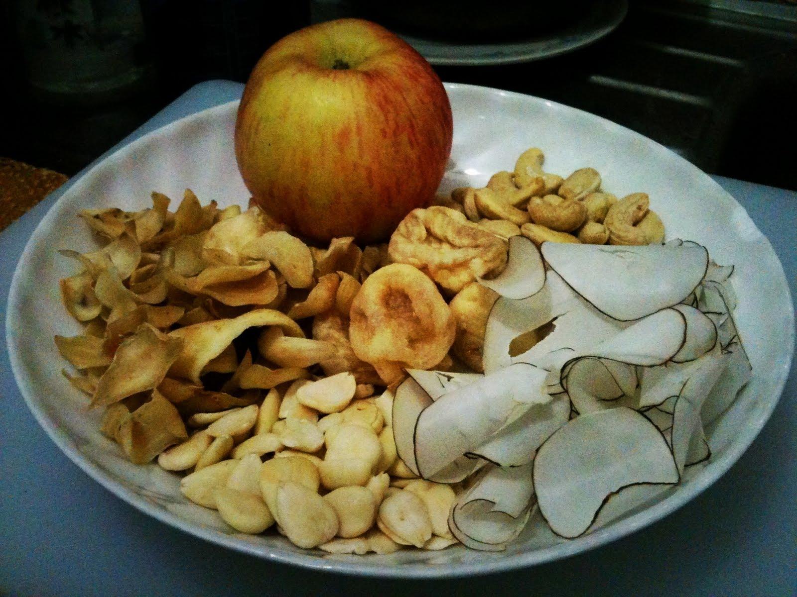 食之博客: 蘋果雪梨海底椰無花果湯