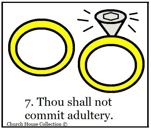 Gods Ten Best The Ten Commandments Coloring Book