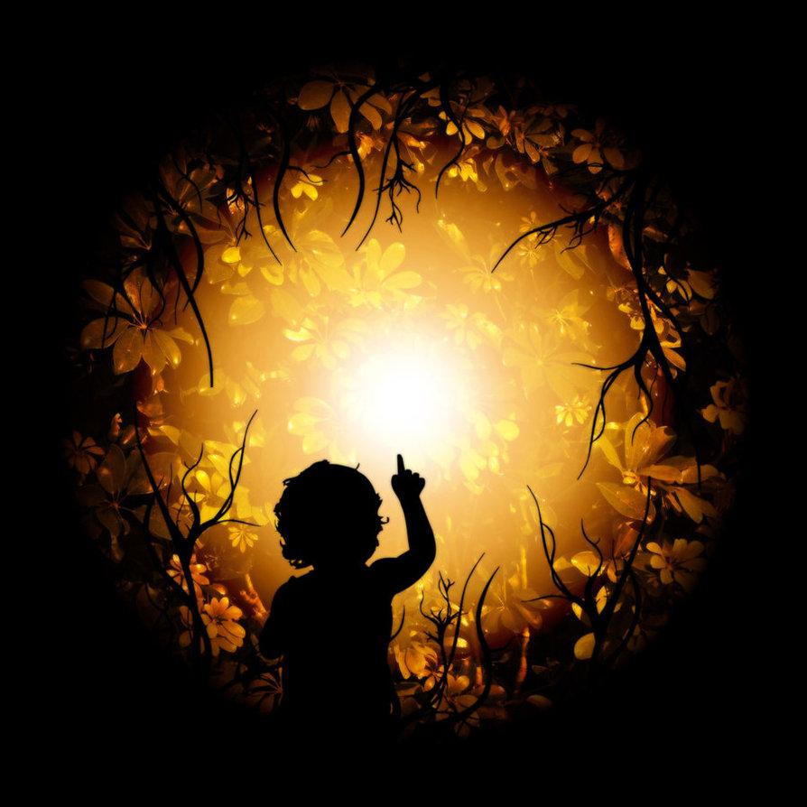 Resultado de imagem para luz na escuridão