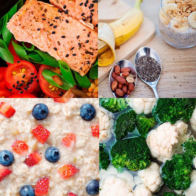aivojen terveys, ruokavalio