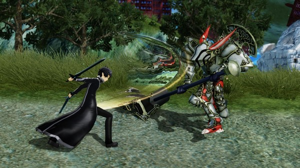 Accel World VS Sword Art Online Deluxe Edition PC Full Version Screenshot 1