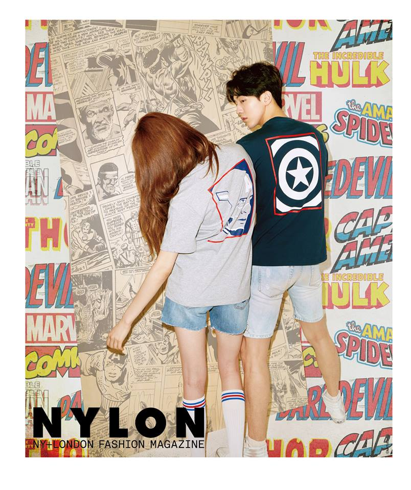 Nam Joo Hyuk And Lee Sung Kyung Is A Sweet Couple In