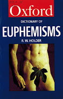 Dictionary of euphemisms