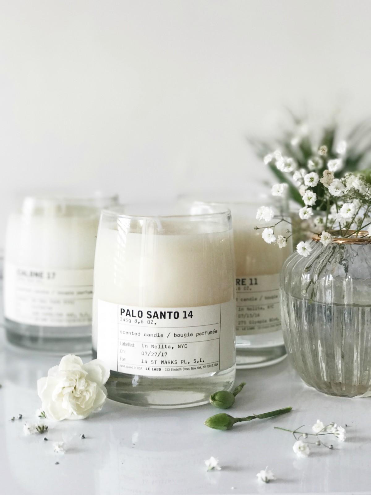 Le Labo Palo Santo 14 Candle