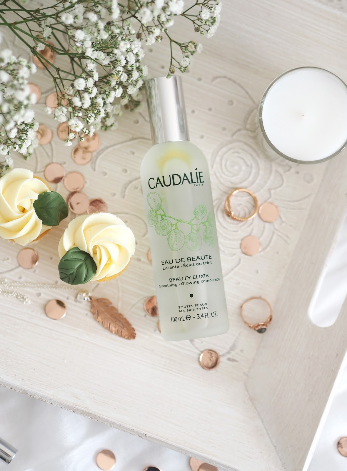 Introducing an Hour of Caudalie Skincare on QVC, Katie Kirk Loves, UK Blogger, Beauty Blogger, Skincare Blogger, Beauty Review, Skincare Review, Caudalie Skincare, QVC Beauty, QVC UK, Caudalie on QVC, Caudalie Beauty, Caudalie Products