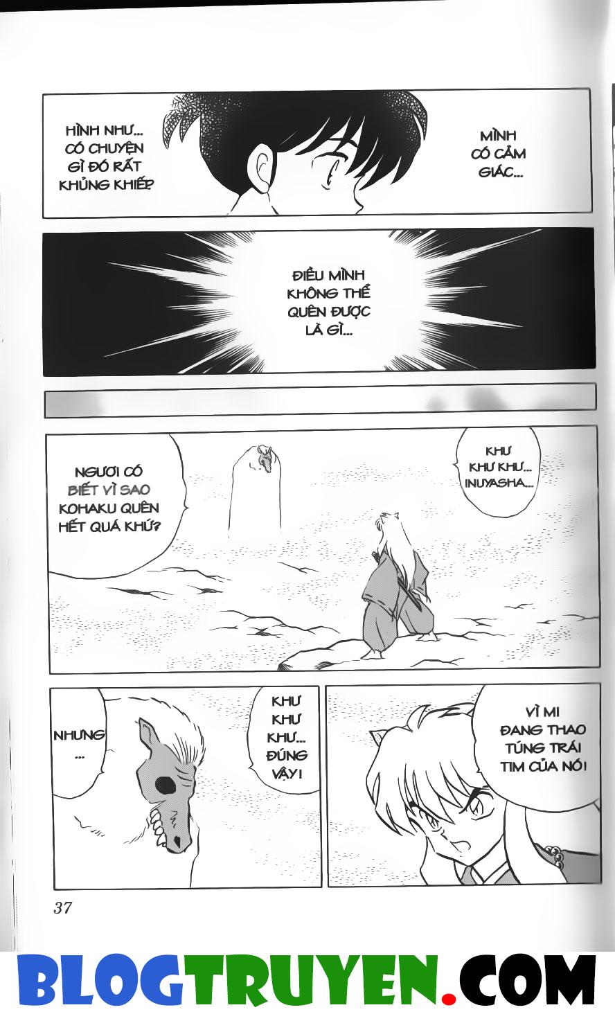 Inuyasha vol 19.2 trang 16