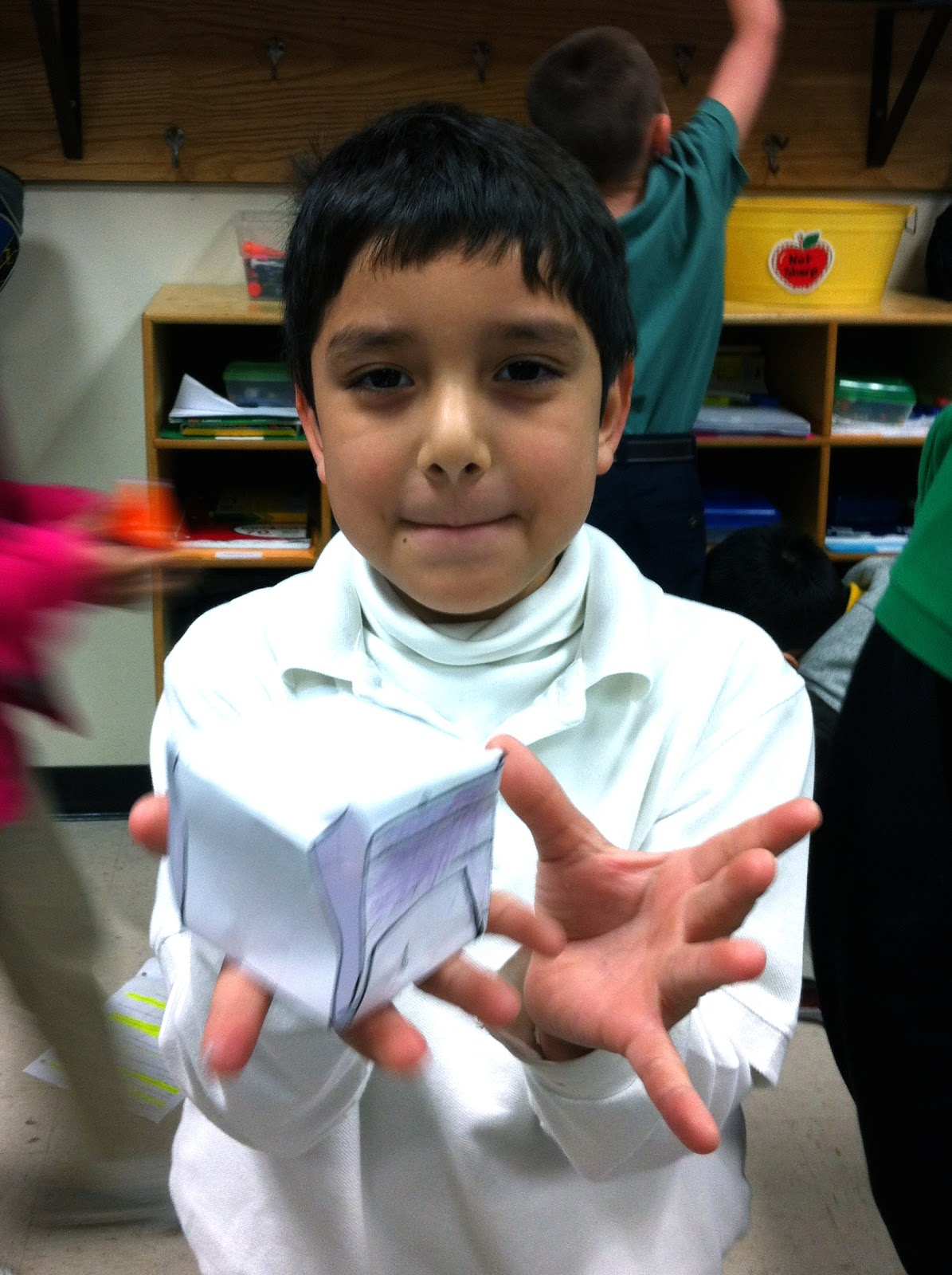 2nd Grade Action 2 D And 3 D Shapes