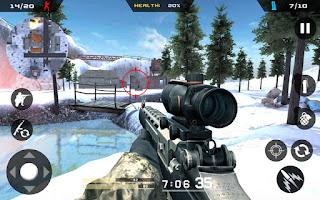 Winter Mountain Sniper v1.1.1
