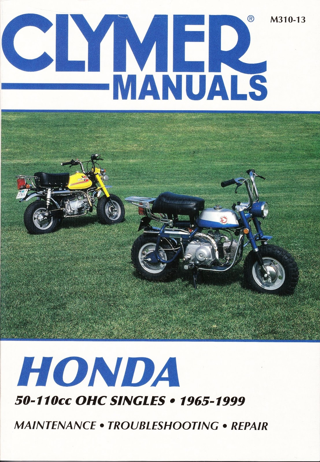 UPDATE: I also found this Australian Shop Manual which includes the early  Z50 & QA50