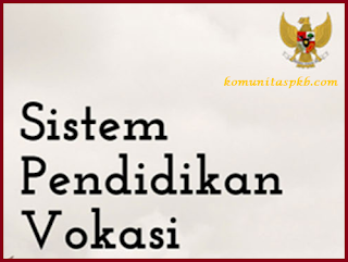 Download Buku Sistem Pendidikan Vokasi SMK Tahun 2018