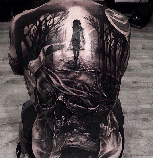 nature Tattoos For Men