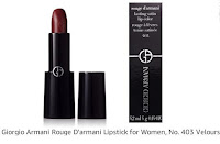 Giorgio Armani Rouge D'armani Lipstick for Women, No. 403