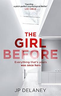 The Girl Before JP Delaney