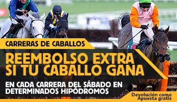 betfair gana 25 euros extras GRAND NATIONAL si tu caballo gana Aintree 9-11 abril