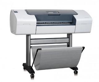 HP Designjet T610 24-in Printer Driver Download-Window,Mac