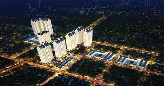 Dự án The Jade Orchid Cổ Nhuế - officetel chung cư biệt thự liền kề shophouse - CĐT Vimefulland
