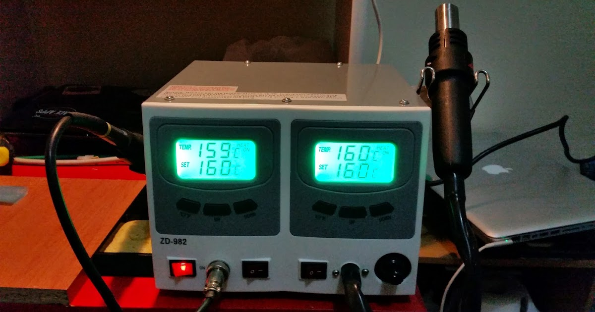 Confused Life Reloaded Reflow Oven Controller With
