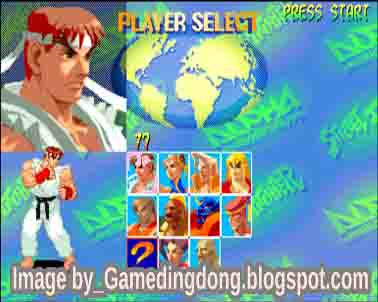 Street Fighter Alpha 4