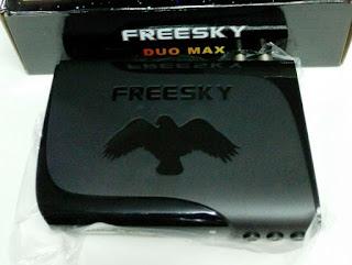 Resultado de imagem para FREESKY DUO MAX HD
