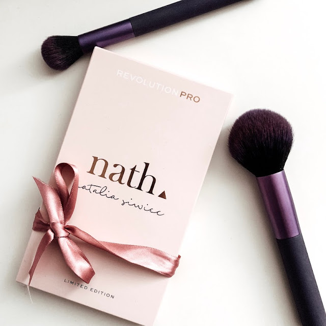 paletka Makeup Pro Nath na kontúrovanie