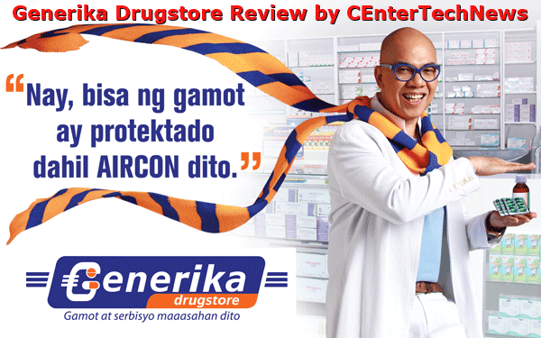 Generika Drugstore Review by CEnterTechNews