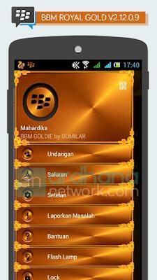 Preview BBM Royal Gold