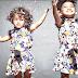 Chris Brown's Daughter Royalty Starts Modelling