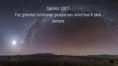 Luminárias nos céus, A Bíblia e a Terra plana #pt04