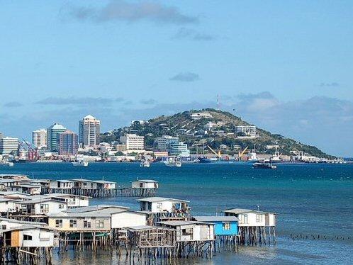 Port Moresby, Capital de Papua Nova Guiné